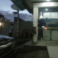 Photo taken at SPBU Plumpang by Asep S. on 1/2/2013