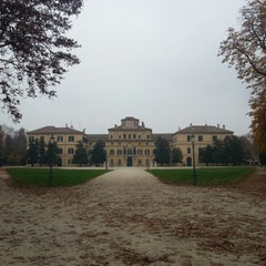 Photo taken at Parco Ducale Parma by Niccolò B. on 11/25/2012