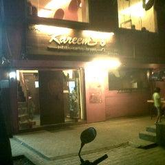 Photo taken at Kareem's by Amrita G. on 2/4/2012