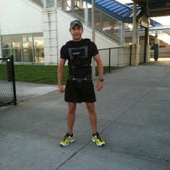 Photo taken at Tri-Rail - Boca Raton Station by Eddie K. on 10/27/2012