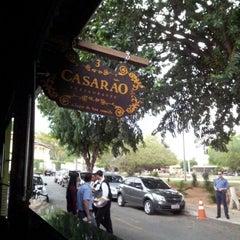 Photo taken at Casarão by Kayller V. on 10/10/2012