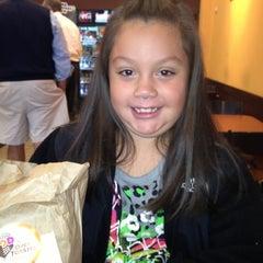 Photo taken at Dunkin' Donuts by Jen on 10/2/2012