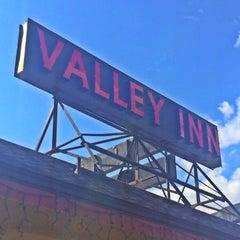 Photo taken at Valley Inn by Nikki K. on 5/7/2014