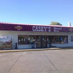 Photo taken at Casey's General Store by Christian B. on 9/22/2013