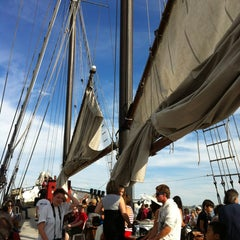 Photo taken at Tall Ship Kajama by Toast on 9/28/2014