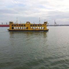 Photo taken at Butterworth Ferry Terminal (Pangkalan Sultan Abdul Halim) by Pink C. on 12/11/2012