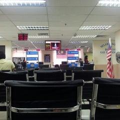 Photo taken at Jabatan Pendaftaran Negara Selangor by Ahmad T. on 11/10/2012