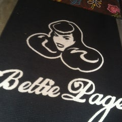 Photo taken at Bettie Page Store by Mark F. on 3/9/2013