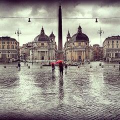 Photo of Piazza del Popolo in Roma, RM, IT