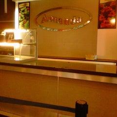 Photo taken at Amanda Brownies Kukus by raisa p. on 12/31/2012