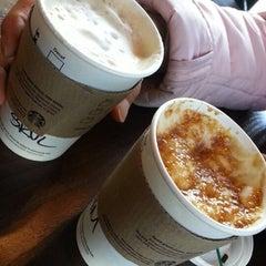 Photo taken at Starbucks by Susanna P. on 4/1/2013