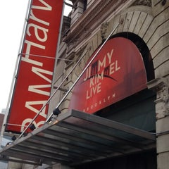 Photo taken at BAM Harvey Theater by Libby on 10/30/2012