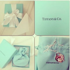 Photo taken at Tiffany & Co. by Sarah C. on 5/17/2013
