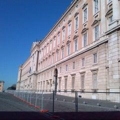 Photo taken at Reggia di Caserta by Davide on 12/19/2012