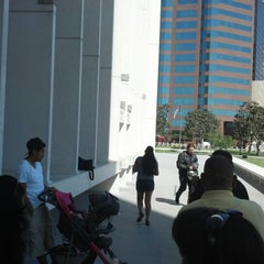 Photo taken at Los Angeles Passport Agency by Tony B. on 10/1/2012