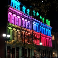 Photo taken at The Grand Opera House by JoAnn W. on 10/20/2012