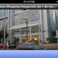 Photo taken at Manaus Plaza Shopping by Brunno R. on 10/4/2012