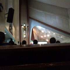 Photo taken at Chapel of St. Benedict by Jean A. on 12/25/2012