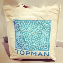 Photo taken at Topman by Roger L. on 12/6/2012