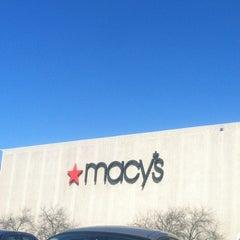 Photo taken at Macy's by Billie K. on 4/2/2013