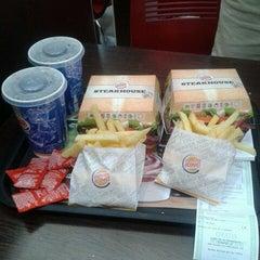 Photo taken at Burger King by Stijn V. on 9/11/2013
