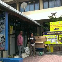Photo taken at POLRESTA Denpasar by ayeco ♪. on 11/14/2014