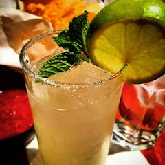 Photo taken at Iron Cactus Mexican Grill and Margarita Bar by Tomoko J. on 4/5/2015