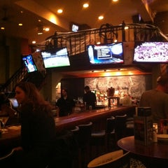 Photo taken at Bar Louie Dearborn Station by Michael on 10/14/2012