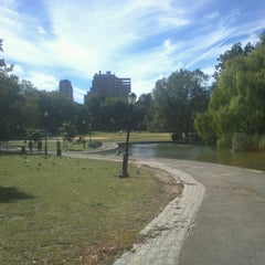 Photo taken at Morningside Park by Sarah S. on 9/19/2012