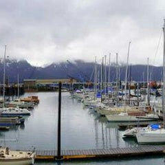 Photo taken at Holiday Inn Express Seward Harbor by Pete W. on 1/28/2014