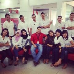 Photo taken at GraPARI Telkomsel by Roza Siti A. on 11/30/2013