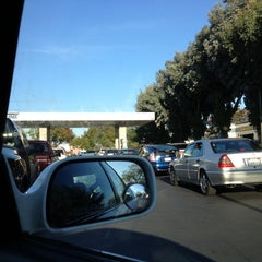 Photo taken at Costco Gas Station by William J. on 11/5/2014
