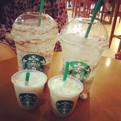 Photo taken at Starbucks Coffee by charmaine on 12/8/2012