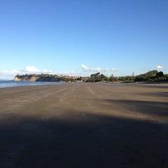 Photo taken at Long Bay Beach by Luigi C. on 5/1/2013