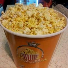 Photo taken at TGV Cinemas by Fio-nae on 11/16/2011