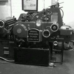 Photo taken at Cordes Printing by Brian C. on 10/6/2011