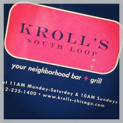Photo taken at Kroll's South Loop by Mike M. on 4/11/2013