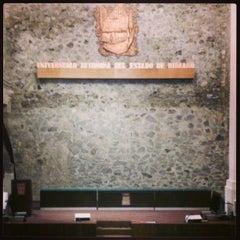 Photo taken at Universidad Autonoma del Estado de Hidalgo by José Luis V. on 7/23/2013