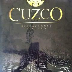 Photo taken at Cuzco Restaurante Peruano by Karlita R. on 7/16/2013