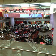 Photo taken at BBC Broadcasting House by Vishnu P. on 4/8/2013