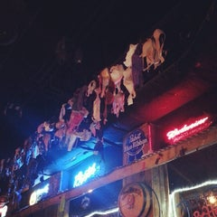 Photo taken at Coyote Ugly Saloon - Denver by Laura J. on 9/12/2013