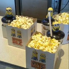 Photo taken at Cineplex Odeon Courtney Park Cinemas by Soren S. on 7/6/2013