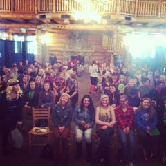 Photo taken at YoungLife - Lost Canyon by Andy G. on 10/20/2012