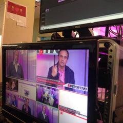 Photo taken at Medios Digitales Grupo Copesa by Mauricio A. on 9/11/2015