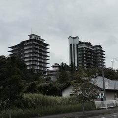 Photo taken at 伝承千年の宿 佐勘 by 記正 の. on 8/20/2015
