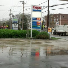 Photo taken at Exxon by Marcus E. on 4/12/2013