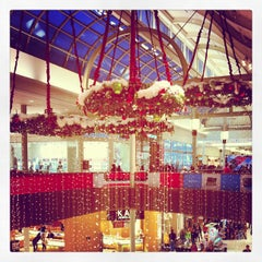 Photo taken at Natick Mall by Shannon on 12/2/2012