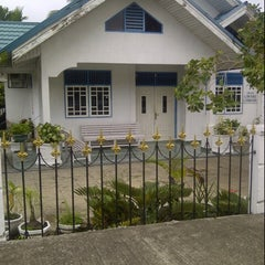 Photo taken at Kantor camat  bangkinang by iqum f. on 10/20/2012