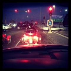 Photo taken at إشارة الروضة والقادسية by Yousif on 10/29/2012