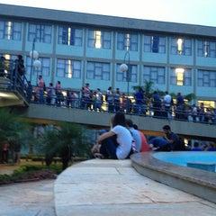 Photo taken at UNOESTE - Universidade do Oeste Paulista by Fernanda F S. on 2/18/2013